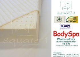 Materac lateksowy - BodySpa